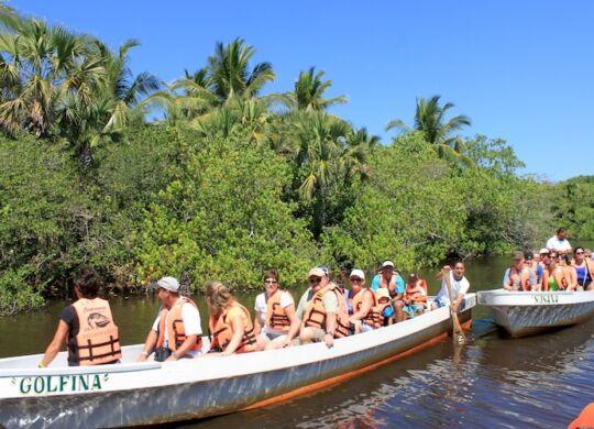 recorrido eco turismo en huatulco
