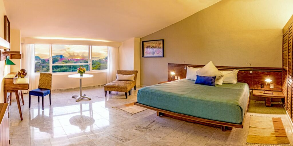 junior suite las brisas huatulco